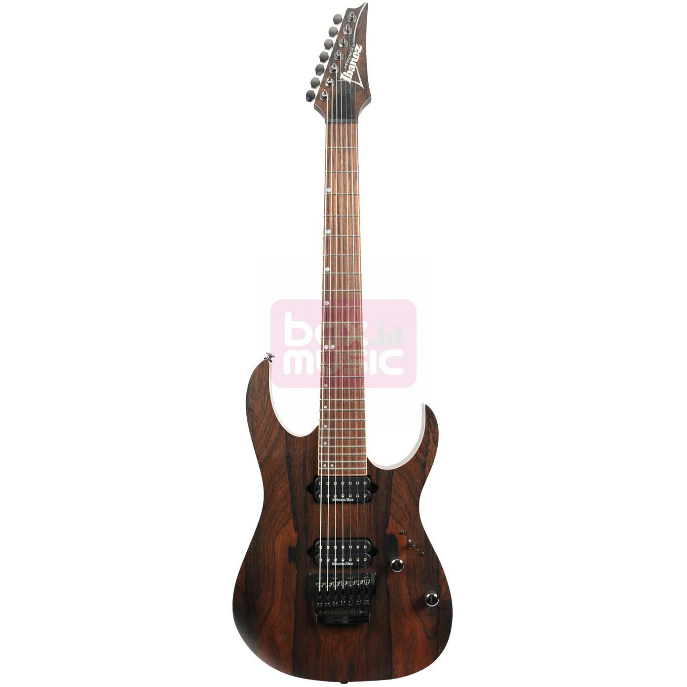 Ibanez RG927WFXZC-NTF Premium 7-snarige gitaar