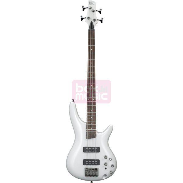 Ibanez SR300E Soundgear Pearl White elektrische basgitaar