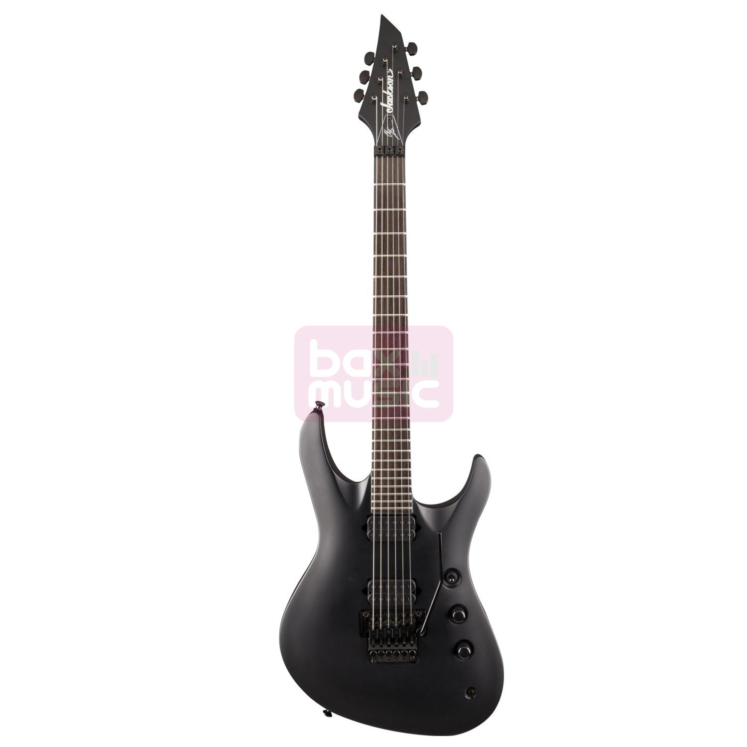Jackson Chris Broderick Pro Series Soloist 6 Satin Black