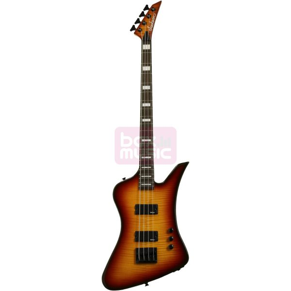 Jackson JS2 Kelly Bird IV Burnt Cherry Sunburst