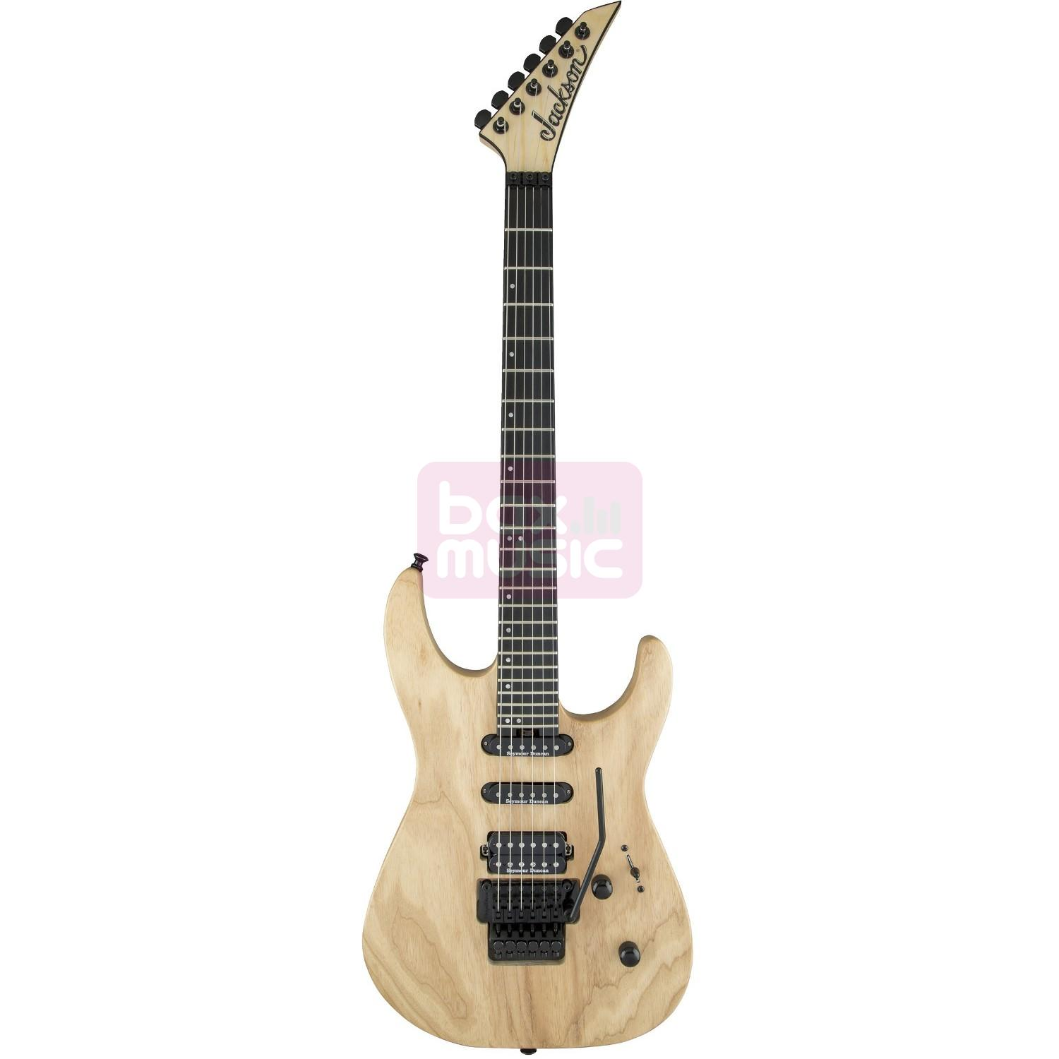 Jackson Pro Series Dinky DK3 Natural Ash
