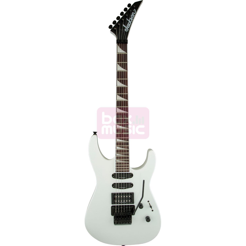Jackson SL3X X-Series Soloist Metallic Pearl White