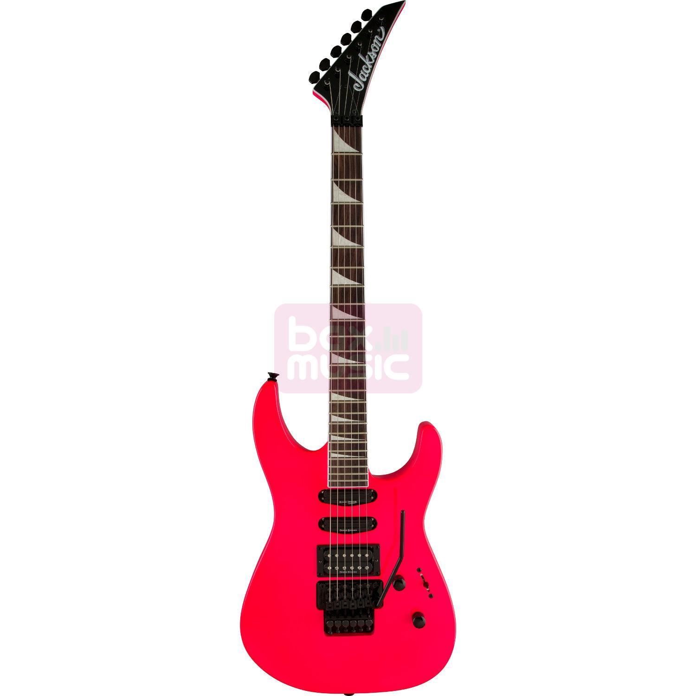 Jackson SL3X X-Series Soloist Neon Pink