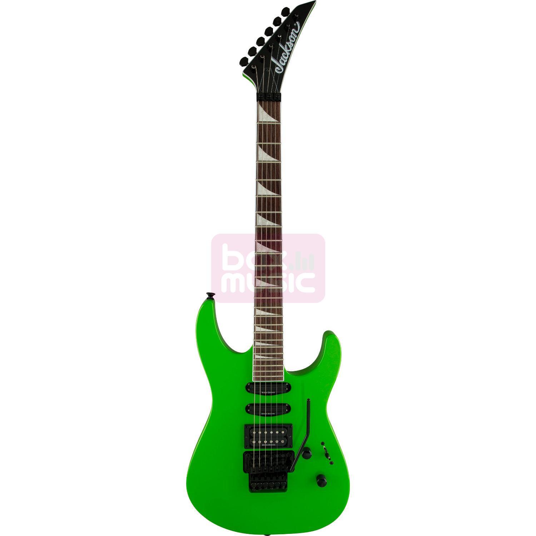 Jackson SL3X X-Series Soloist Slime Green
