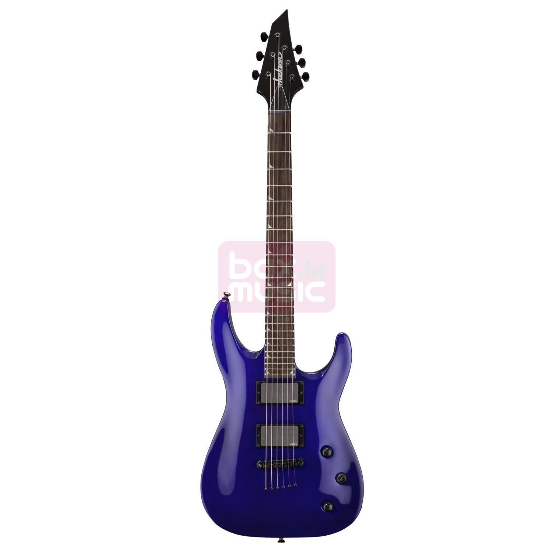 Jackson SLATTXMG3-6 X-Series Soloist cobalt blue