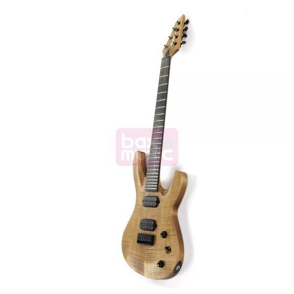 Jackson USA Select B7 Deluxe Walnut Stain gitaar