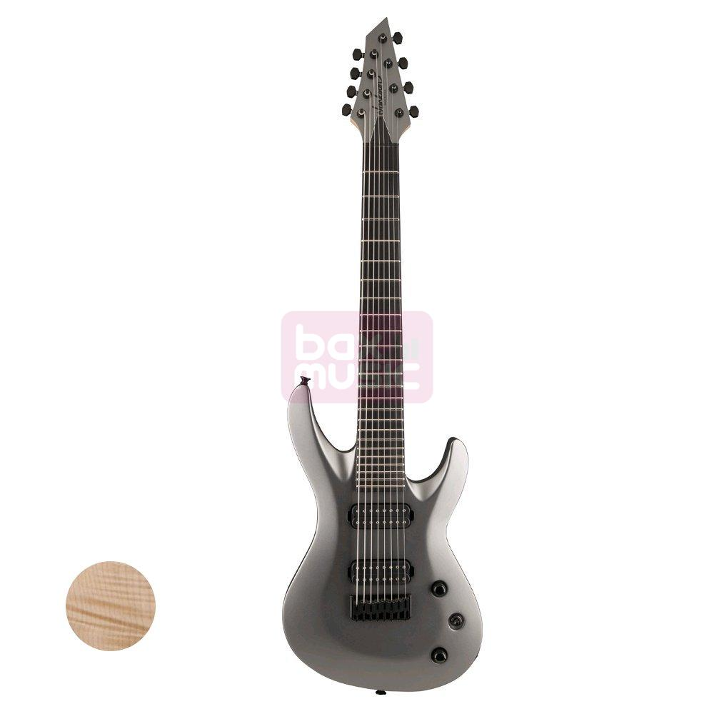 Jackson USA Select B8 Au Natural elektrische gitaar