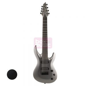 Jackson USA Select B8 Deluxe Satin Black gitaar