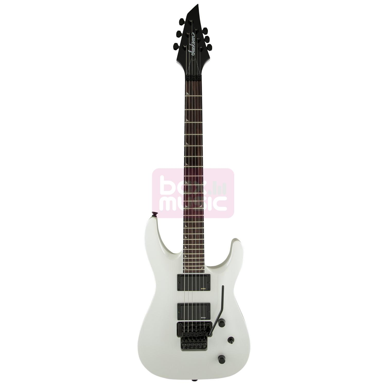Jackson X-Series SLATXM G3-6 Metallic Pearl White
