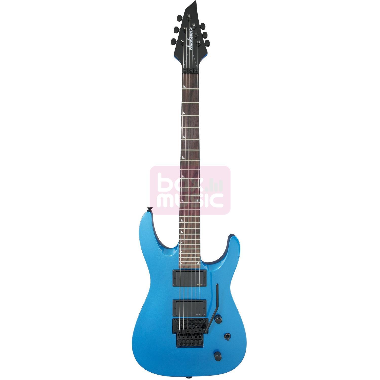 Jackson X Series Soloist SLATXMG3-6 Candy Metallic Blue