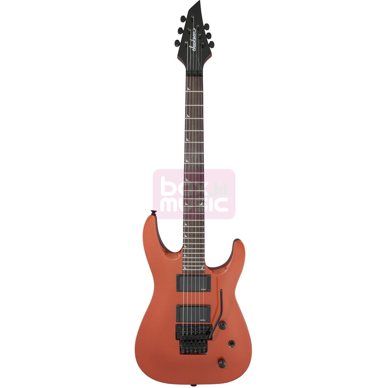 Jackson X Series Soloist SLATXMG3-6 Copper Pearl
