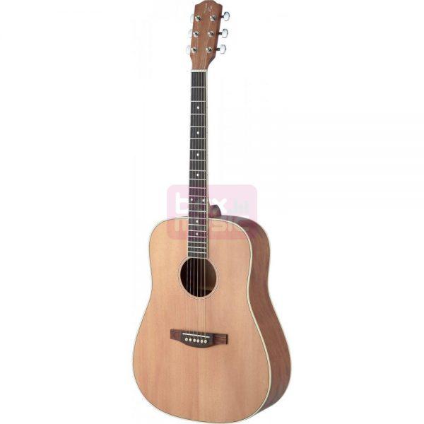 James Neligan Asy-D LH linkshandige akoestische western gitaar