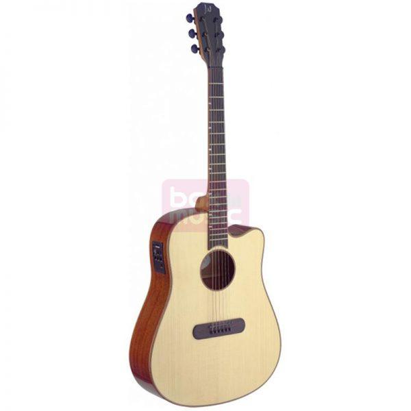 James Neligan LIS-DCFI elektrisch-akoestische gitaar
