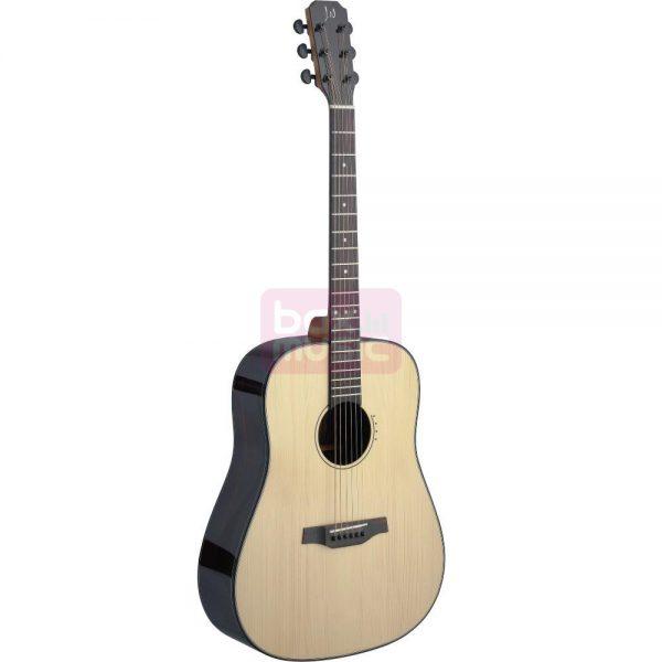 James Neligan Lyne Lyn-D akoestische western gitaar