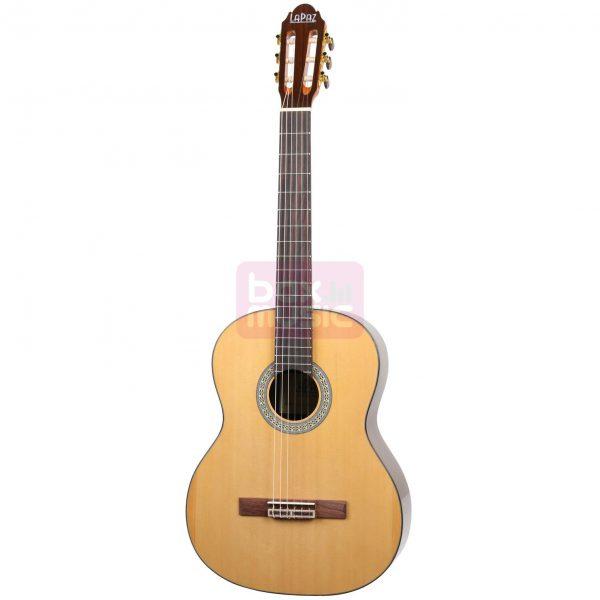 LaPaz LPCG300N klassieke gitaar naturel