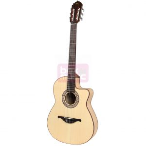 Manuel Rodriguez Nature Caballero 11 Cut Electric Neck Maple