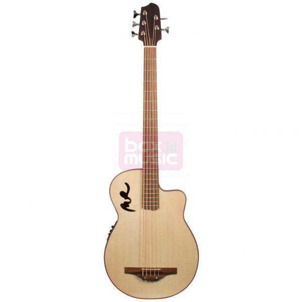 Manuel Rodriguez Nature MR Bass vijfsnarige E/A basgitaar