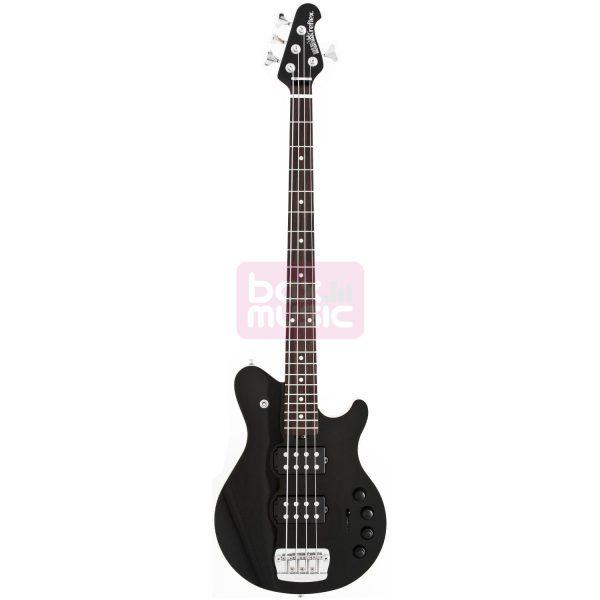 Music Man Reflex 4 The Game Changer Bass Black RW