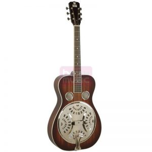 Recording King RR-50-VS Roundneck Resonator Vintage Sunburst