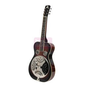 Recording King RR-60-VS Squareneck Resonator Vintage Sunburst