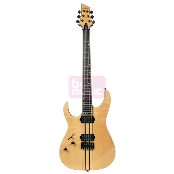 Schecter Banshee Elite-6 LH Gloss Natural linkshandig