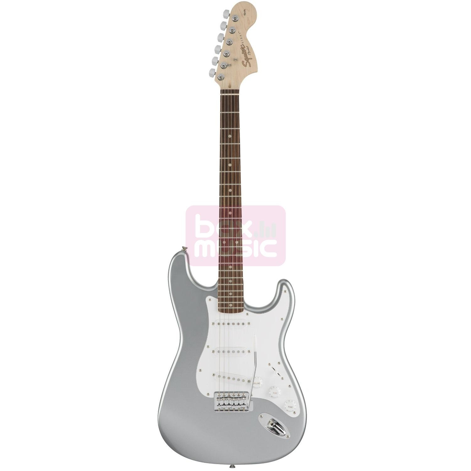 Squier Affinity Stratocaster Slick Silver RW