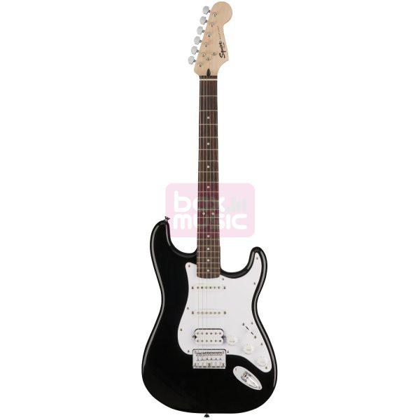 Squier Bullet Strat HT HSS Black RW elektrische gitaar