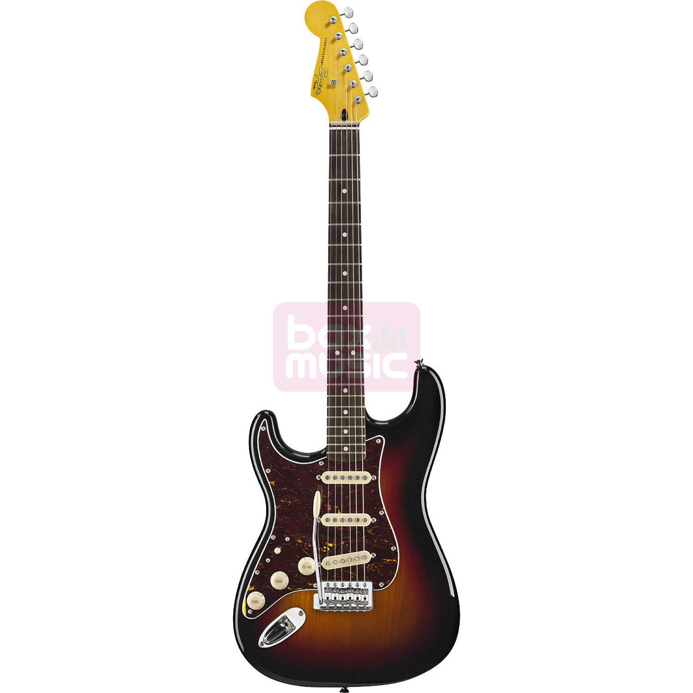 Squier Classic Vibe Stratocaster 60s LH 3-Color Sunburst RW