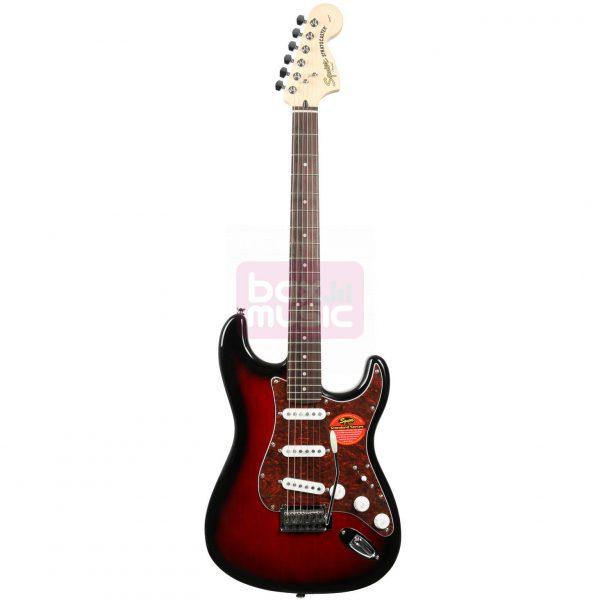 Squier Standard Stratocaster Antique Burst RW