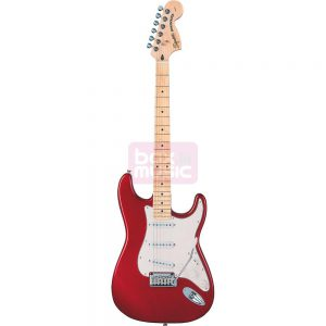 Squier Standard Stratocaster Candy Apple Red MN