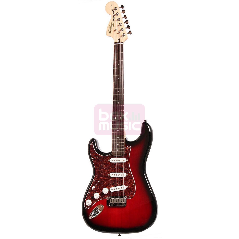 Squier Standard Stratocaster LH Antique Burst RW
