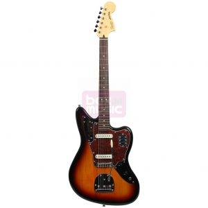 Squier Vintage Modified Jaguar 3-color sunburst RW