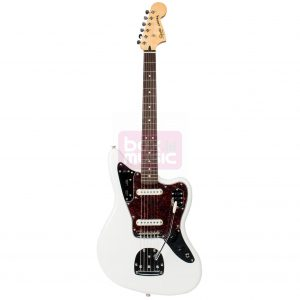 Squier Vintage Modified Jaguar Olympic White RW