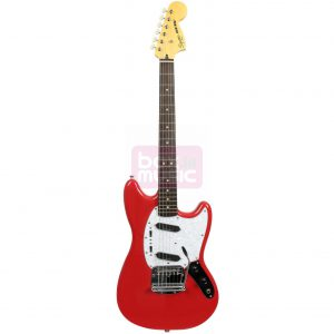 Squier Vintage Modified Mustang Fiesta Red RW Fiesta Red RW