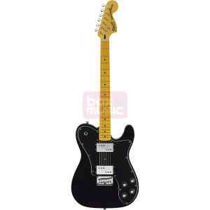 Squier Vintage Modified Telecaster Deluxe Black MN