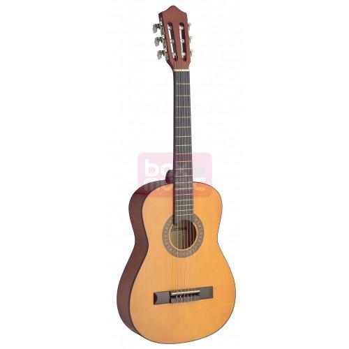 Stagg C510 1/2-model klassieke gitaar naturel