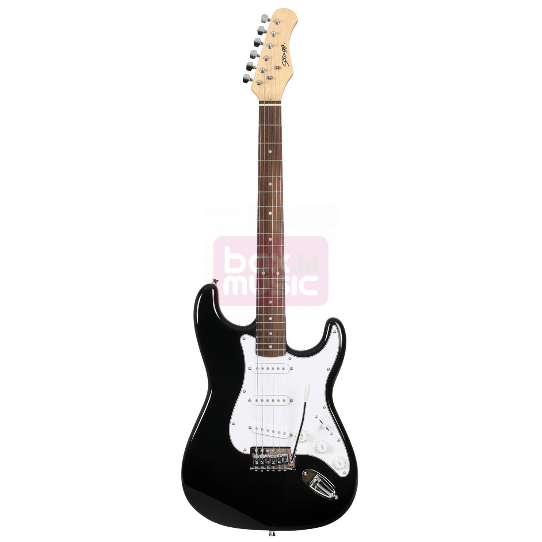 Stagg S250-BK elektrische gitaar