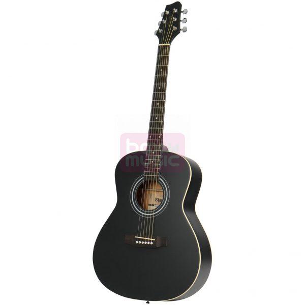 Stagg SA30A-BK akoestische western gitaar