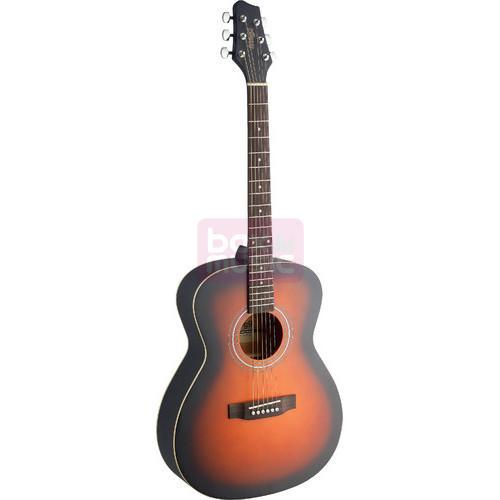 Stagg SA30A-BS akoestische western gitaar