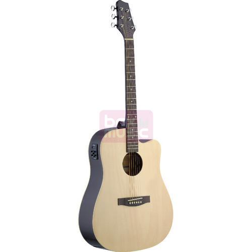 Stagg SA30DCE-N elektrisch akoestische gitaar