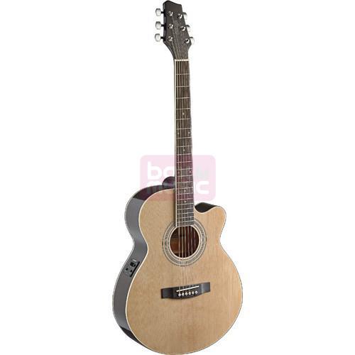 Stagg SA40MJCFI-N elektrisch akoestische gitaar