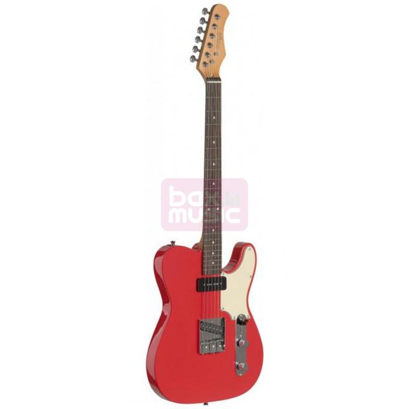 Stagg SET-CST FRD elektrische gitaar