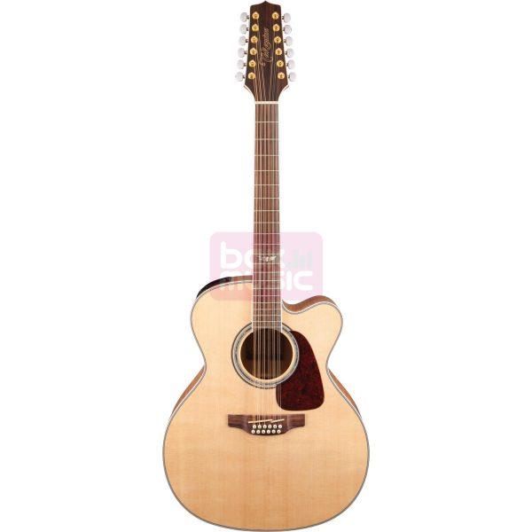Takamine GJ72CE-12NAT 12-snarige elektrisch-akoestische gitaar