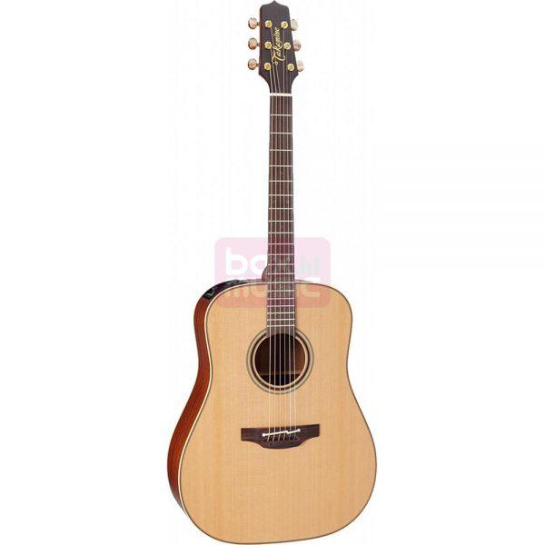 Takamine P3D elektrisch-akoestische western gitaar naturel