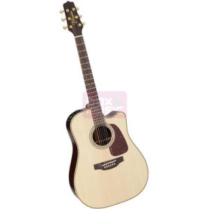 Takamine P5DC elektrisch-akoest. dreadnought (cutaway) naturel