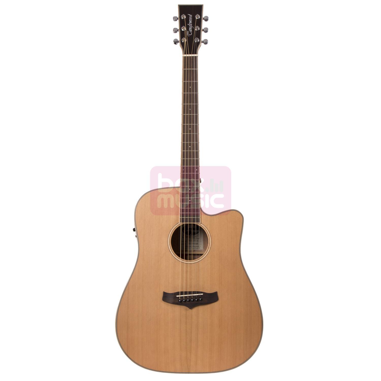 Tanglewood TW28 CSN CE elektrisch akoestische gitaar