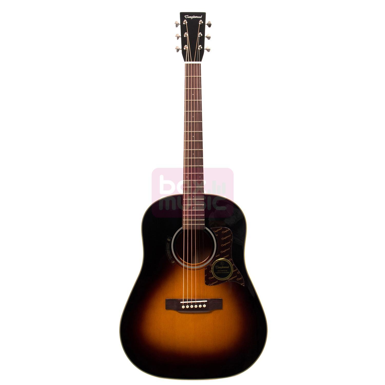 Tanglewood TW40 SD VS E elektrische akoestische gitaar