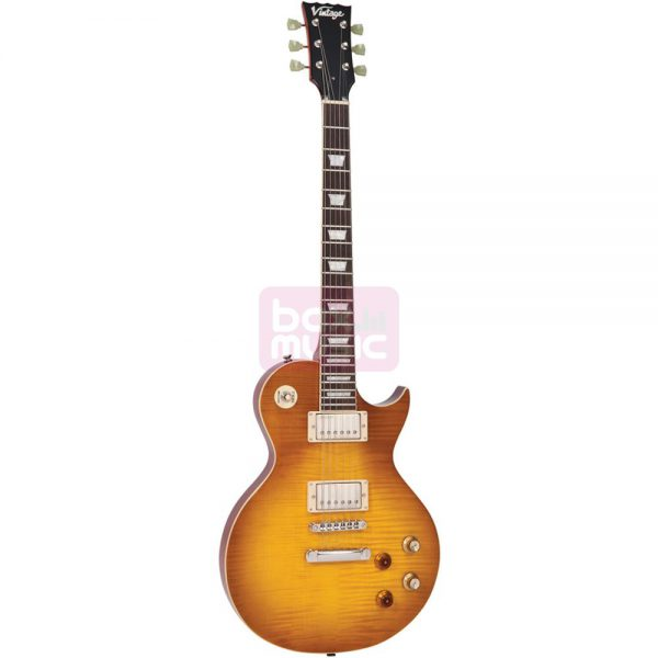 Vintage V100PGM Lemon Drop elektrische gitaar