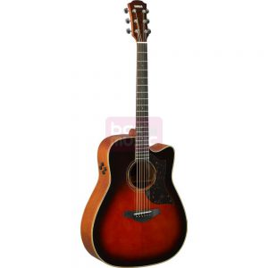 Yamaha A3M ARE Tobacco Brown Sunburst met gigbag