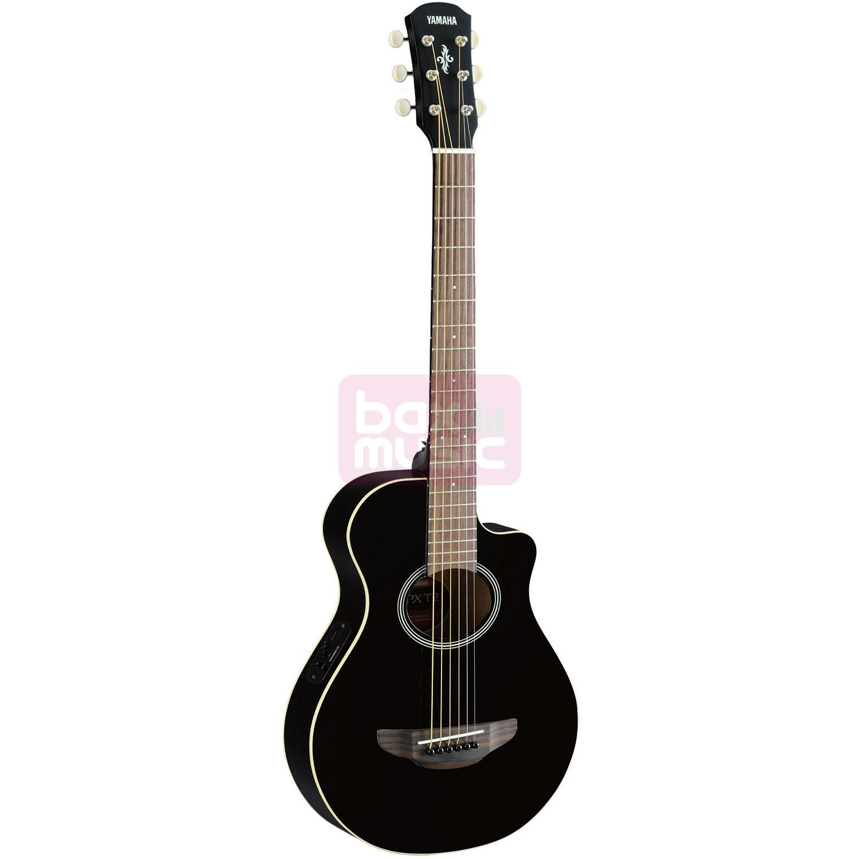 Yamaha APX T2 BL elektrisch-akoestische reisgitaar Black
